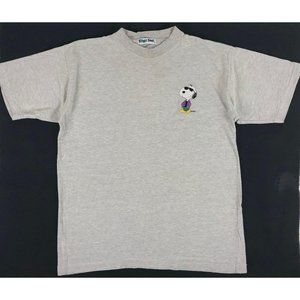 Vintage Snoopy Cool is Hot Peanuts T-Shirt Size L